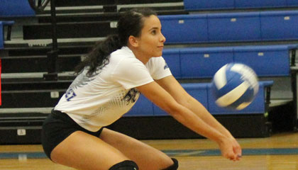 Apopka High School girls volleyball, Nicole Dominguez