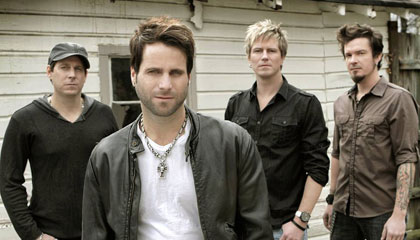 The Band Parmalee