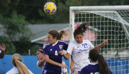 Apopka High School girls soccer - Princess Salazar