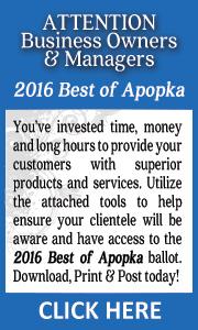 2016 Best of Apopka Business Tools