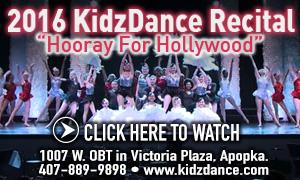 Kidzdance Recital Video Link