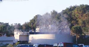 Apopka's wastewater plant