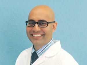 Dr. Osman Farooq.