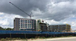Florida Hospital is handing over building