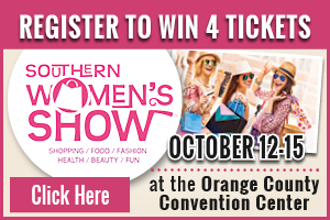 Southern Women's Show Banner
