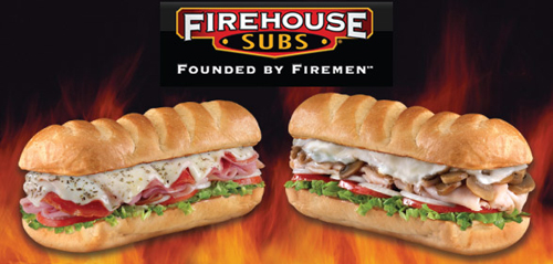 Captivating Visit The Two Firehouse Subs® ...