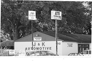 J & K Automotive Inc.