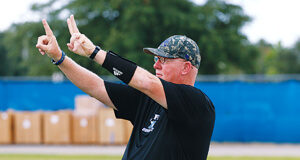 Apopka head coach Rick Darlington
