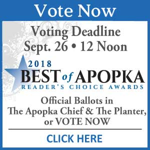 Vote Now for Best of Apopka