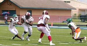 Defensive back Brandon Hil Wekiva High School