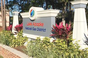 Lake Apopka Natural Gas District