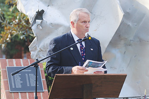 Mayor Bryan Nelson - Remembering 9/11