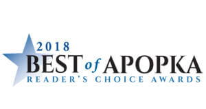 2018 Best of Apopka Logo