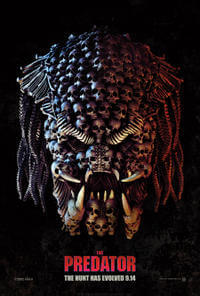 The Predator 2018 Movie Poster