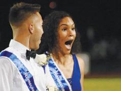 Apopka High School homecoming queen