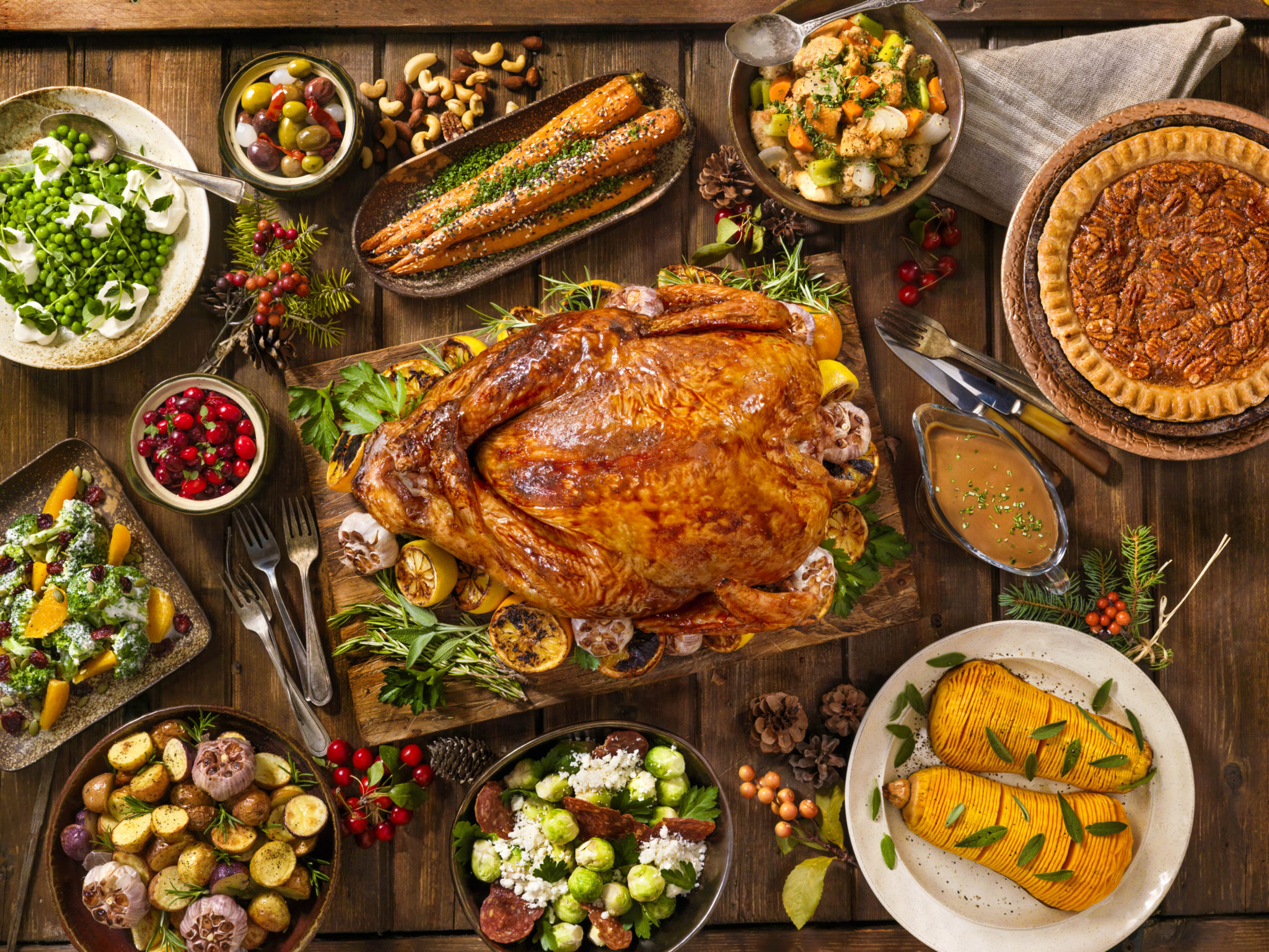 thanksgiving food pictures - HD 1100×826
