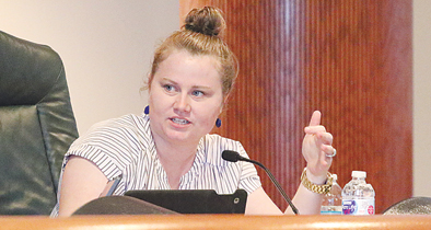 Apopka City Commissioner Alice Nolan