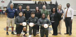 Wekiva High School boys volleyball team