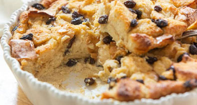 Pioneer Bread Pudding recipe