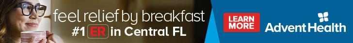 AdventHealth Feel Relief By Breakfast