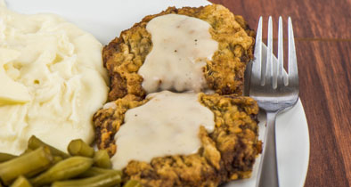 Chicken-Fried Steak recipe