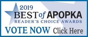 Best of Apopka Button Vote Now