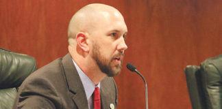 Kyle Becker, city of Apopka commissioner