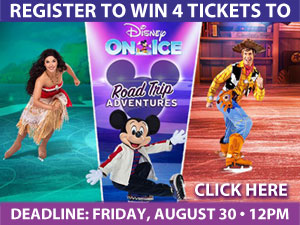 Disney on Ice Road Trip Adventures