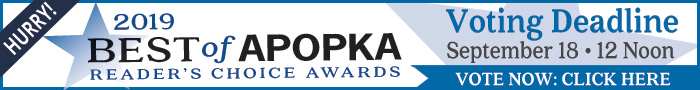 Best of Apopka Voting Deadline