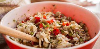 West Indies Crab Salad recipe