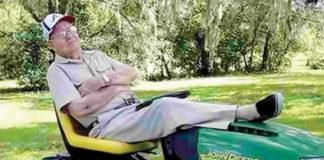 Zellwood resident Vasco Barrett celebrates 95th birthday