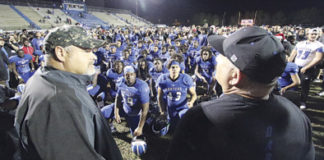 Apopka Blue Darters play for Class 8A state title championship 2019