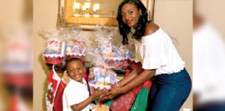 Ashlen Bond-Lilly Phillis Wheatley Elementary School donations