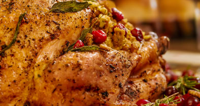 Butter-Basted Turkey recipe