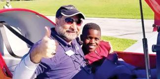 LYMUS Boys Young Eagles Program Orlando Apopka airport