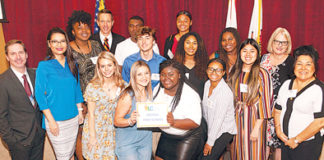 Apopka High School students annual Orange County Youth Leadership Conference