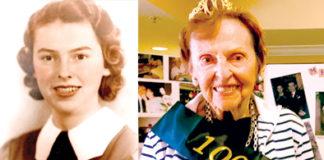 Apopka Helen Zelznak 100th birthday