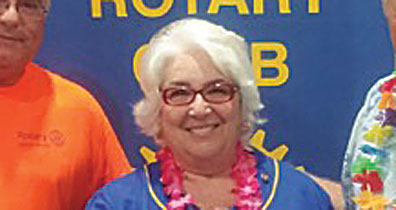 Rotary district governor
